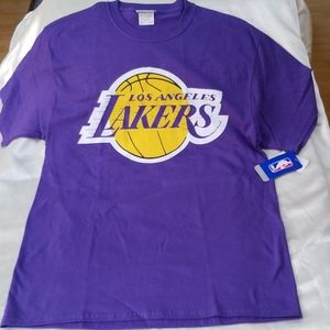 Majestic NBA Lakers Tee - Medium